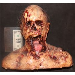 THE WALKING DEAD ZOMBIE CORPSE HEAD KEEPER QUALITY GORE 1