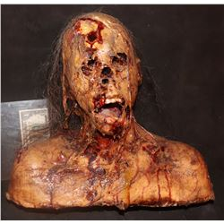 THE WALKING DEAD ZOMBIE CORPSE HEAD KEEPER QUALITY GORE 2