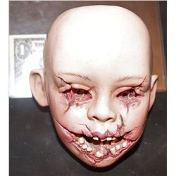 AMERICAN HORROR STORY ROANOKE SCREEN USED CREEPY DOLL HEAD 2