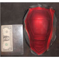 CAPTAIN MARVEL HERO PRODUCTION MADE UTILITY POUCH 1