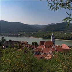 2018 - Danube Dreams - Cruise Only Westbound 8 days from Budapest to Deggendorf
