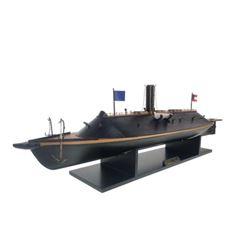 "CSS Virginia Limited Model Ship 34"""