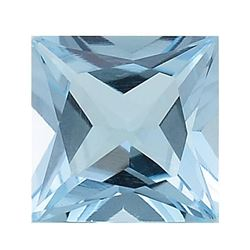 5.73cts Natural Sky Blue Topaz Gemstone