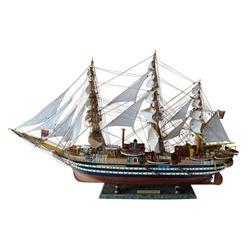 "Amerigo Vespucci Limited Tall Ship Model 38"""