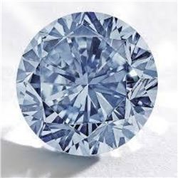 10ct Round Brilliant Cut Bianco Diamond