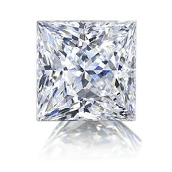 7ct Princess Cut BIANCO Diamond