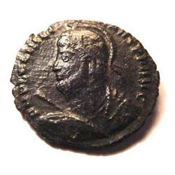 Bronze Coin of Julian II: 355-363 A.D.