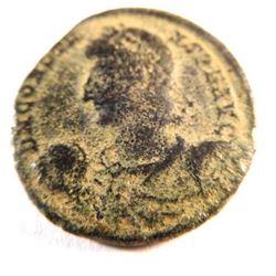 Bronze coin Constans (337-350 A.D.)