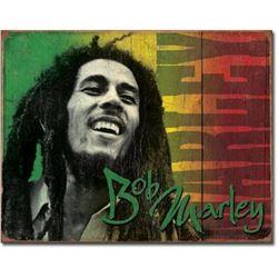 "Bob Marley 16""Wx12.5""H"