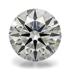 3ct Round Brilliant Cut BIANCO Diamond