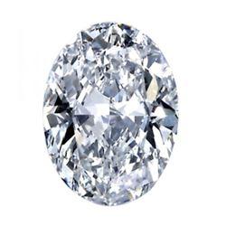 1.86 ct Oval Bianco Diamond 6aaa Loose Stones 9x7mm