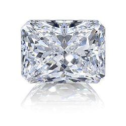 0.175 Radiant Cut BIANCO Diamond