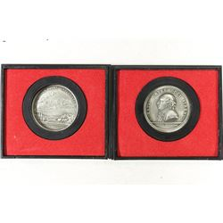 2 US MINT AMERICAS 1ST MEDALS GENERAL HORATIO