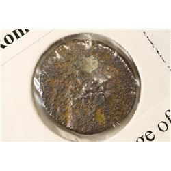 ANCIENT COINAGE OF THE ROMAN REPUBLIC BUST OF
