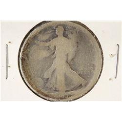1917-D OBV. WALKING LIBERTY HALF DOLLAR