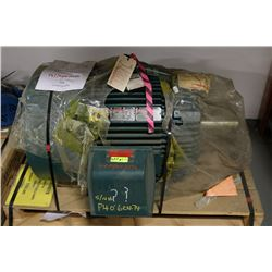 RELIANCE ELECTRIC PHASE 3 SEVERE DUTY AC MOTOR