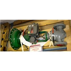 """FISHER CONTROL VALVE ASSEMBLY, 2"""""""