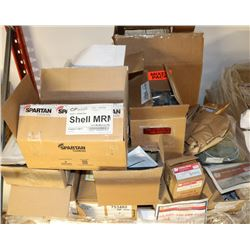 PALLET OF ASSORTED ELECTRICAL & INSTRUMENTATION