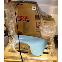 PALLET OF ASSORTED ROXUL PIPE INSULATION & MORE