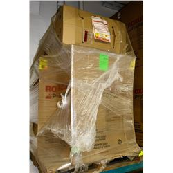 4 BOXES OF PS960 PIPE INSULATION, 21 X 3