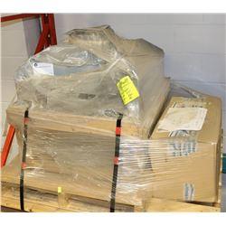 DALTEC 5 HP PROCESS FAN, MODEL OEROCMF560NP575HN