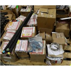 PALLET OF ASSORTED MECHANICAL PARTS & MORE
