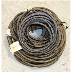 LARGE LOT OF VARIOUS SIZED  BELTS