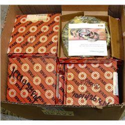 BOX OF 18 FAG ROLLER BEARINGS, 22215E1AK.M