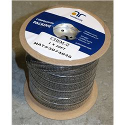 SPOOL OF THOMSON CHEM-2 COMPRESSION PACKING