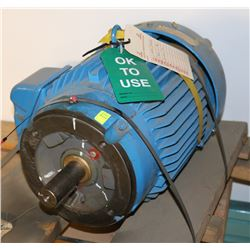 BALDOR SUPER-E PHASE 3 SEVERE DUTY ELECTRIC MOTOR
