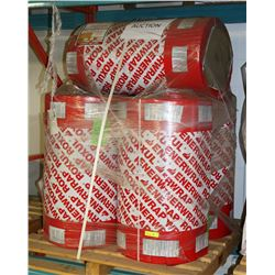 5 ROLLS OF ROXUL ENERWRAP INSULATION MA960