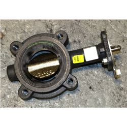 NIBCO BUTTERFLY VALVE, FIG# LD3110
