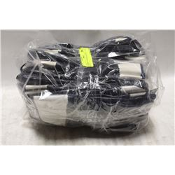NITRILE / COTTON GLOVES,SIZE:LARGE-LOT OF 12
