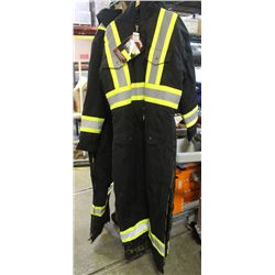 NEW PIONEER INSULATED FULL BODY COVERALLS