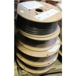 """4 ASSORTED .045"""" COILED WIRE ELECTRODE"""