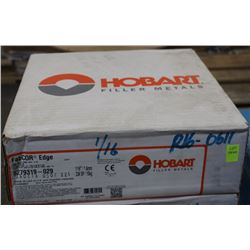 BOXED ROLL OF FABCOR HOBART COILED WELDING
