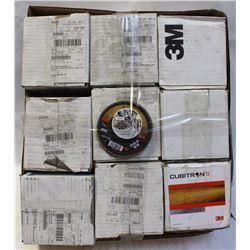 FLAT W/ 9 CASES OF FLEXOVIT TYPE-29 FLAP-DISCS