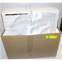LARGE BOX OF 8LBS POLY-BAGS-BULK