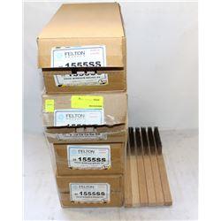4 CASES OF FELTON WIRESCRAPER HANDBRUSHES (78)