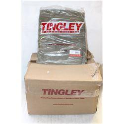"CASE(12) TINGLEY MAGNAPRENE FR 48"" COAT- 4XL"