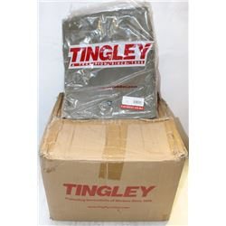 "CASE(12) TINGLEY MAGNAPRENE FR 48"" COAT- 2XL"