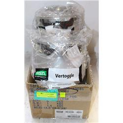 LOT OF 8 NEW MSA VERTOGGLE'S-ANTI-FOG