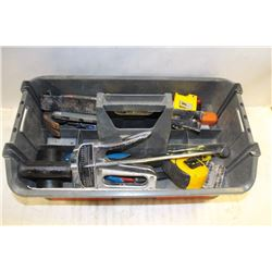 TOOL CADDY WITH CONTENTS
