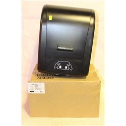 GROUP OF 2 NEW WASAUPAPER OPTISERV TOWEL DISPENSE.