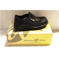 NEW MELLOW-WALK S:5.5 SAFETY DRESS SHOE