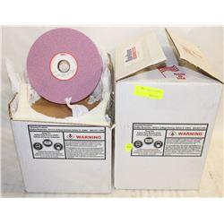 2 BOXES OF RADIAC ABRASIVES GRINDING WHEELS