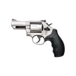 """S& W 66 2.75"""" 357MAG 6RD STS AS RBR"""