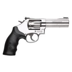 "S& W 617 4"" 22LR STNLS 10 SHOT"