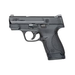 S& W SHIELD 9MM 3.1  BLK 7& 8RD