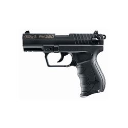 "WAL PK380 380ACP 3.6"" BLACK NO/LK"